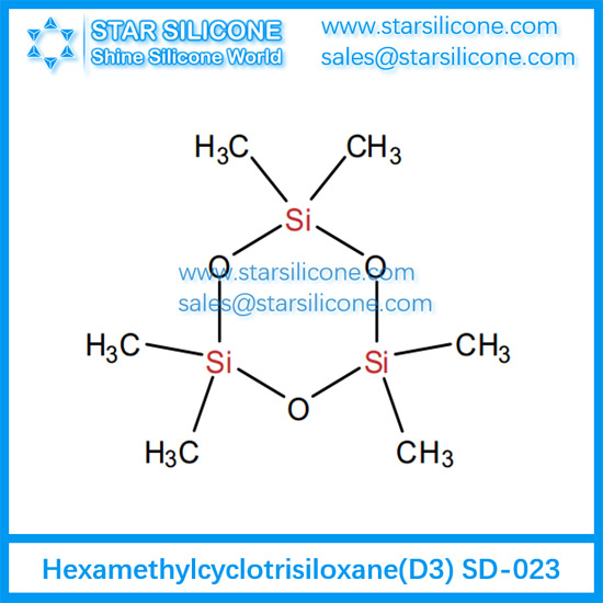 Hexamethylcyclotrisiloxane(D3) SD-023
